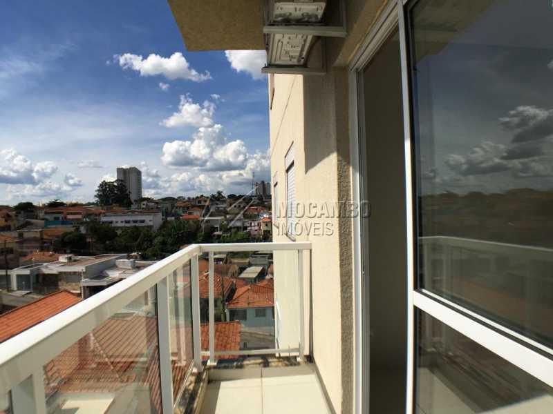 Varanda - Apartamento 2 quartos à venda Itatiba,SP - R$ 360.000 - FCAP20894 - 10