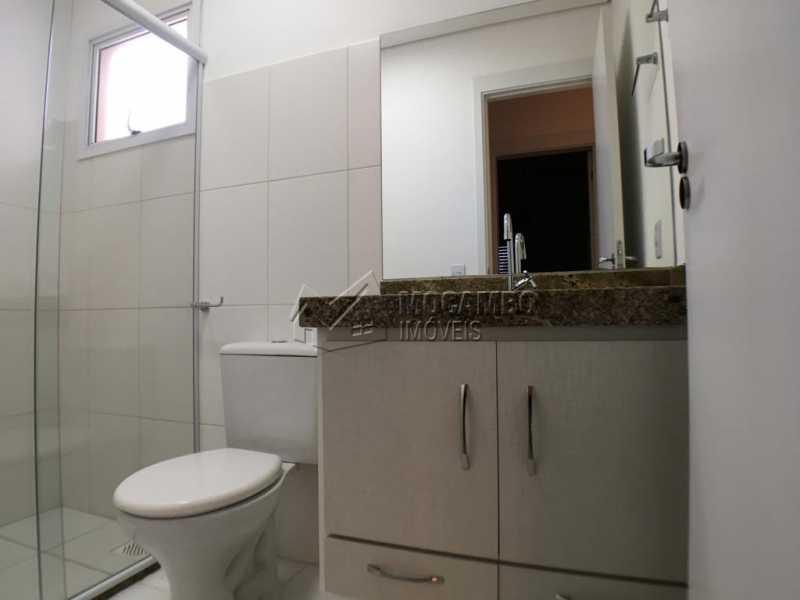 Banheiro suíte - Apartamento 2 quartos à venda Itatiba,SP - R$ 360.000 - FCAP20894 - 12