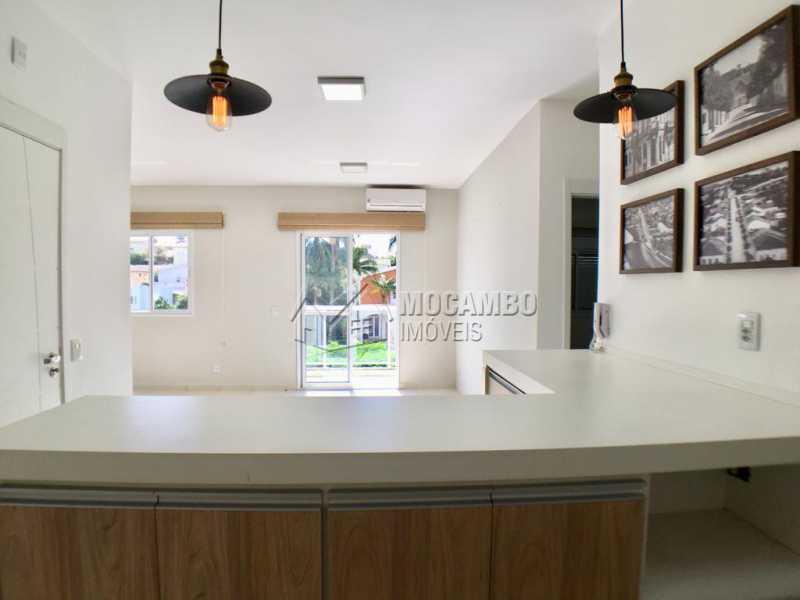 Sala - Apartamento 2 quartos à venda Itatiba,SP - R$ 360.000 - FCAP20894 - 6