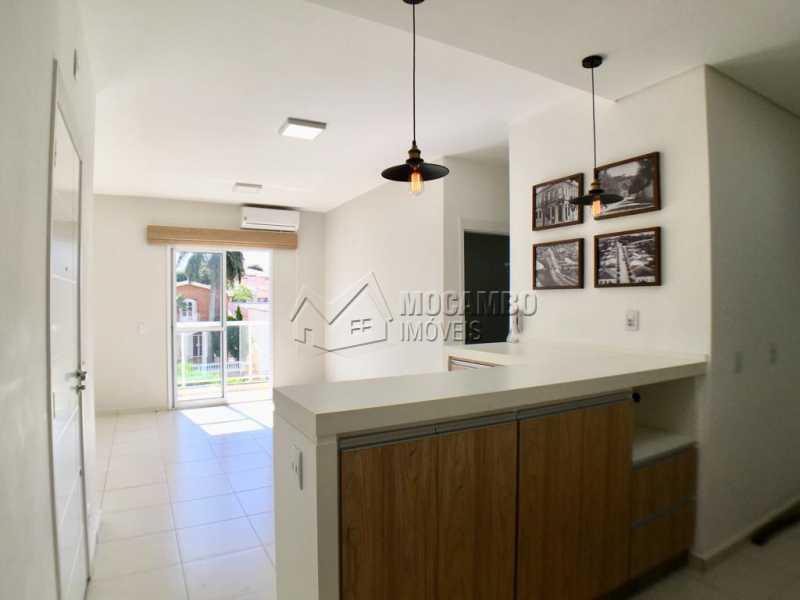 Sala - Apartamento 2 quartos à venda Itatiba,SP - R$ 360.000 - FCAP20894 - 5