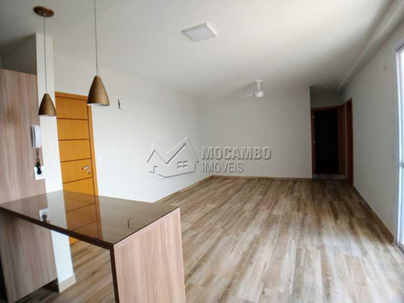Sala - Apartamento 2 quartos à venda Itatiba,SP - R$ 415.000 - FCAP20899 - 5