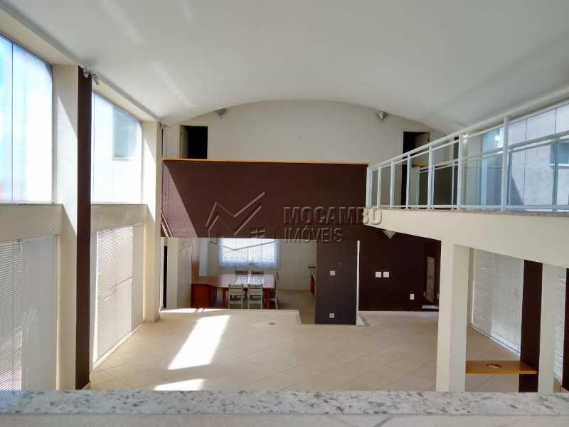 Sala 2 ambientes - Casa em Condominio Para Venda ou Aluguel - Itatiba - SP - Residencial Fazenda Serrinha - FCCN40129 - 4