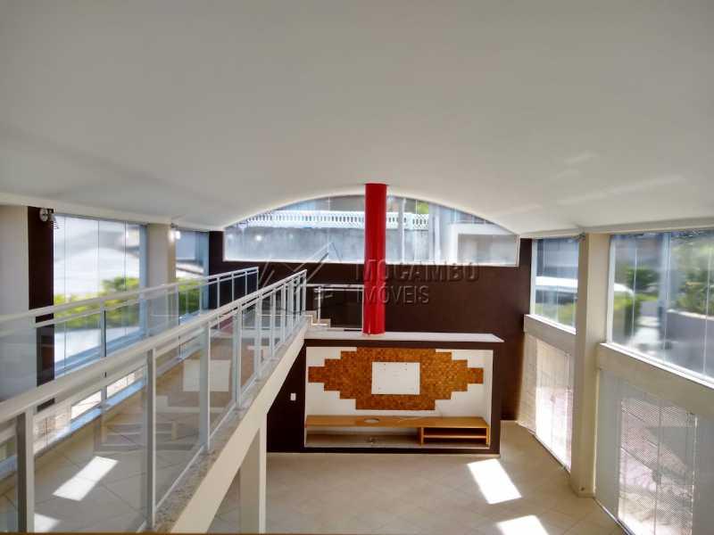 Sala 2 ambientes - Casa em Condominio Para Venda ou Aluguel - Itatiba - SP - Residencial Fazenda Serrinha - FCCN40129 - 5