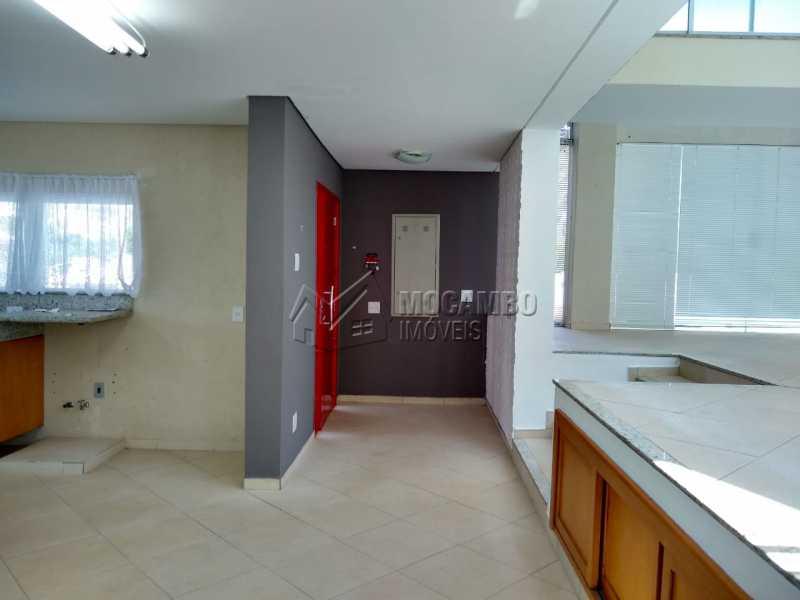 Entrada - Casa em Condominio Para Venda ou Aluguel - Itatiba - SP - Residencial Fazenda Serrinha - FCCN40129 - 3