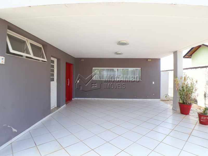 Garagem - Casa em Condominio Para Venda ou Aluguel - Itatiba - SP - Residencial Fazenda Serrinha - FCCN40129 - 18