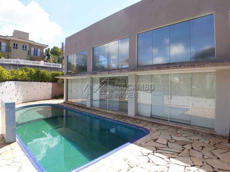 Piscina  - Casa em Condominio Para Venda ou Aluguel - Itatiba - SP - Residencial Fazenda Serrinha - FCCN40129 - 14