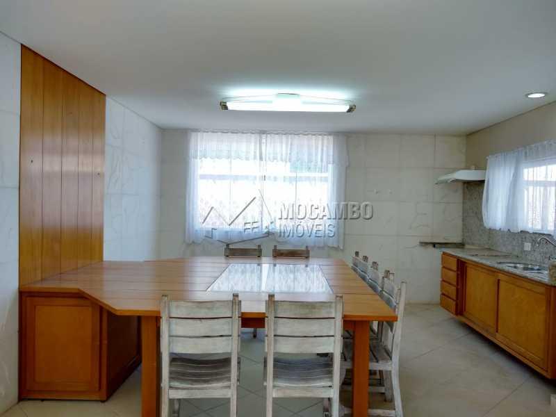 Cozinha - Casa em Condominio Para Venda ou Aluguel - Itatiba - SP - Residencial Fazenda Serrinha - FCCN40129 - 7