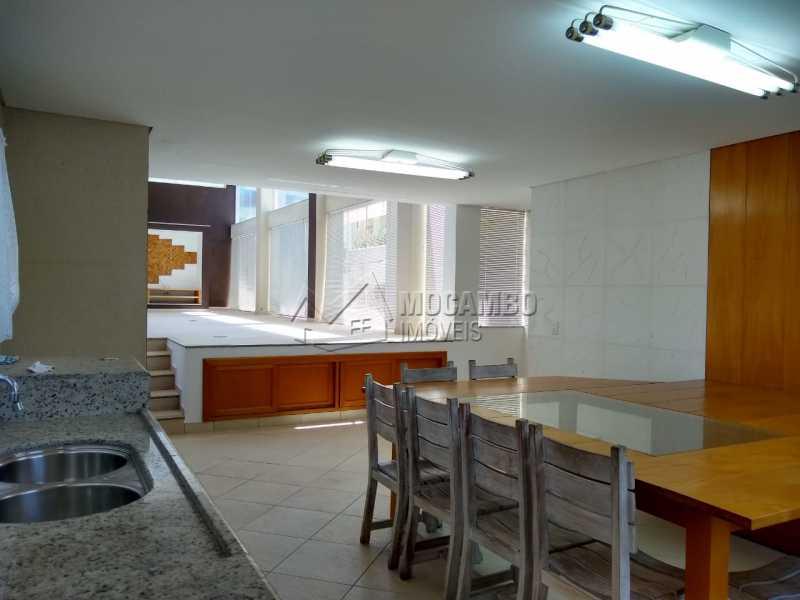 Cozinha - Casa em Condominio Para Venda ou Aluguel - Itatiba - SP - Residencial Fazenda Serrinha - FCCN40129 - 8