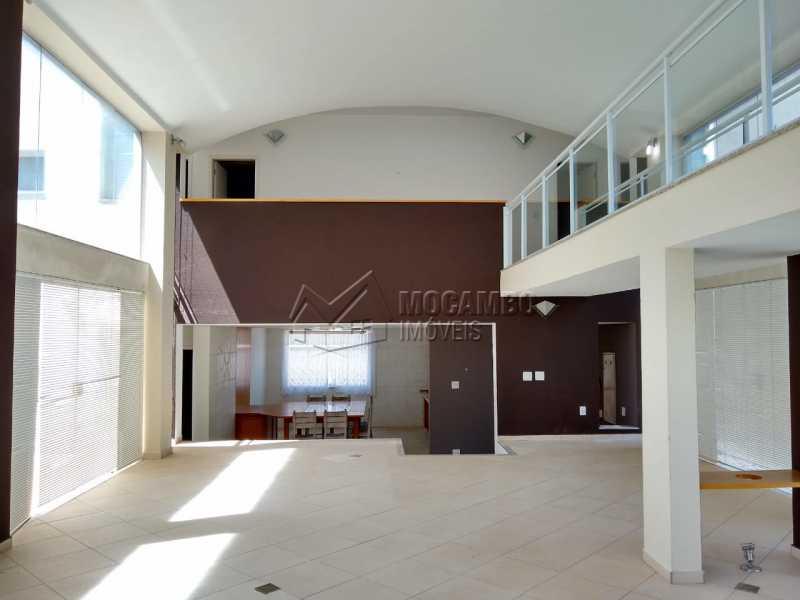Sala 2 ambientes - Casa em Condominio Para Venda ou Aluguel - Itatiba - SP - Residencial Fazenda Serrinha - FCCN40129 - 6