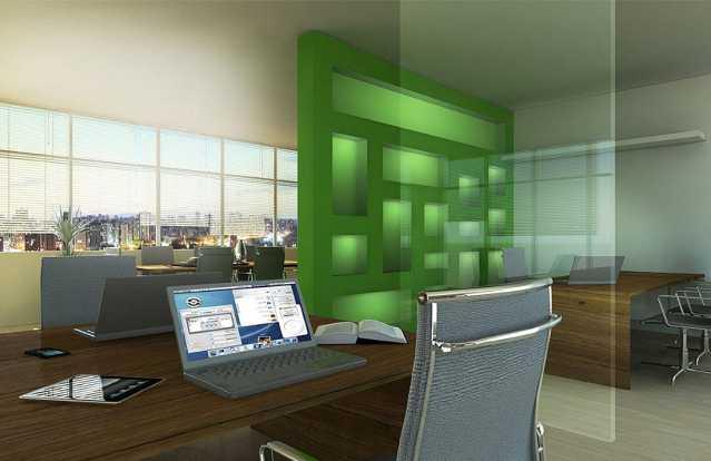 SALA COMERCIAL - Sala Comercial 35m² Para Alugar Itatiba,SP - R$ 1.400 - FCSL00186 - 8
