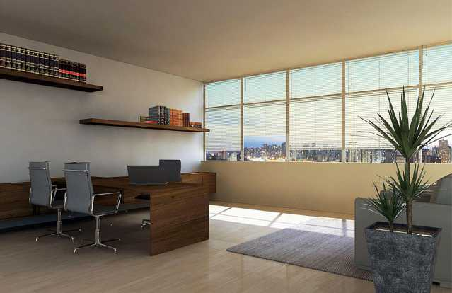 SALA COMERCIAL - Sala Comercial 35m² Para Alugar Itatiba,SP - R$ 1.400 - FCSL00186 - 9