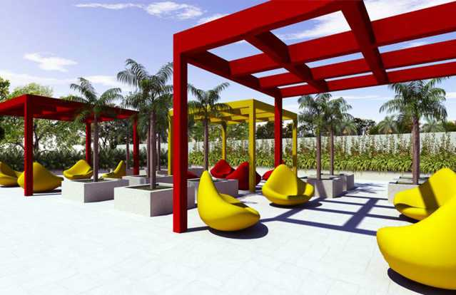 BOULEVARD - Sala Comercial 35m² Para Alugar Itatiba,SP - R$ 1.400 - FCSL00186 - 11