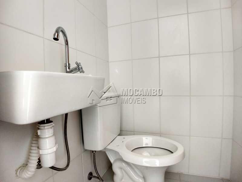 Banheiro Privativo - Sala Comercial 35m² Para Alugar Itatiba,SP - R$ 1.400 - FCSL00186 - 7