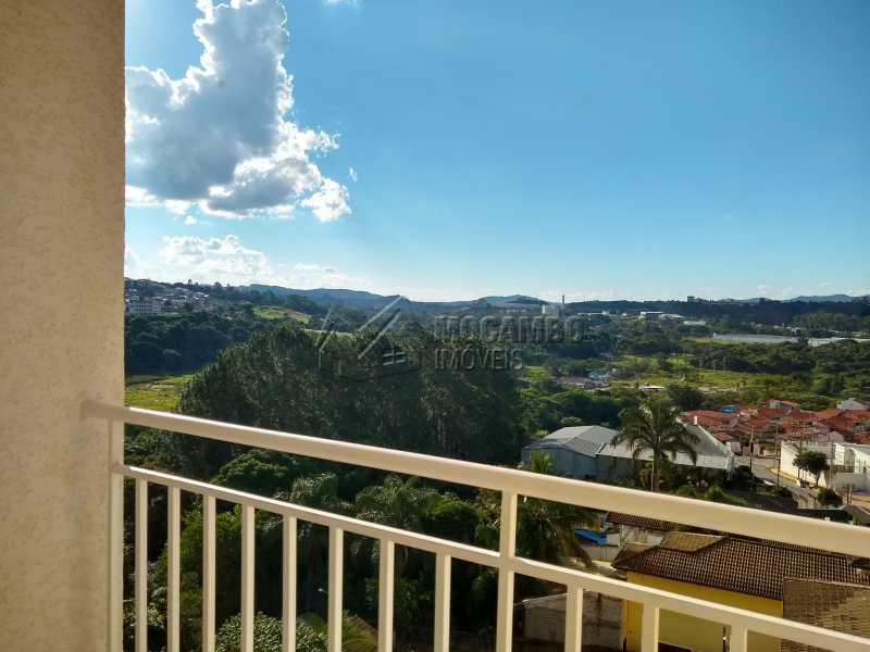 Varanda - Apartamento 2 quartos para alugar Itatiba,SP - R$ 1.456 - FCAP20902 - 7
