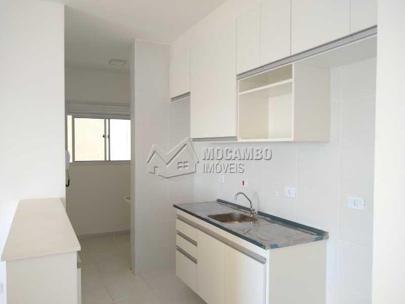 Cozinha - Apartamento 2 quartos para alugar Itatiba,SP - R$ 1.456 - FCAP20902 - 4
