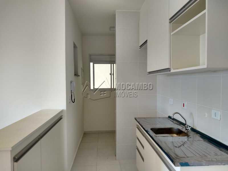 Cozinha - Apartamento 2 quartos para alugar Itatiba,SP - R$ 1.456 - FCAP20902 - 3