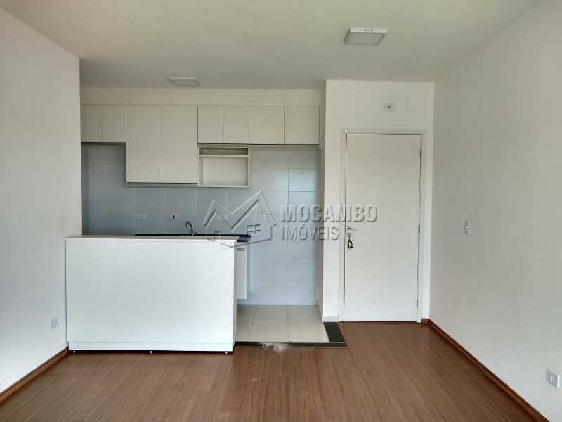 Sala/cozinha - Apartamento 2 quartos para alugar Itatiba,SP - R$ 1.456 - FCAP20902 - 5