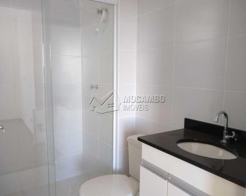Banheiro suíte - Apartamento 2 quartos para alugar Itatiba,SP - R$ 1.456 - FCAP20902 - 9