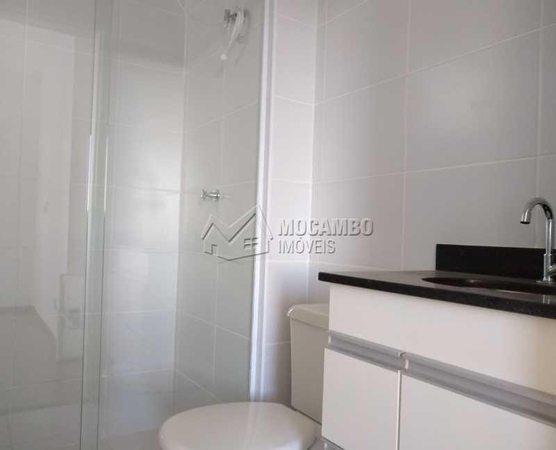 Banheiro  - Apartamento 2 quartos para alugar Itatiba,SP - R$ 1.456 - FCAP20902 - 11
