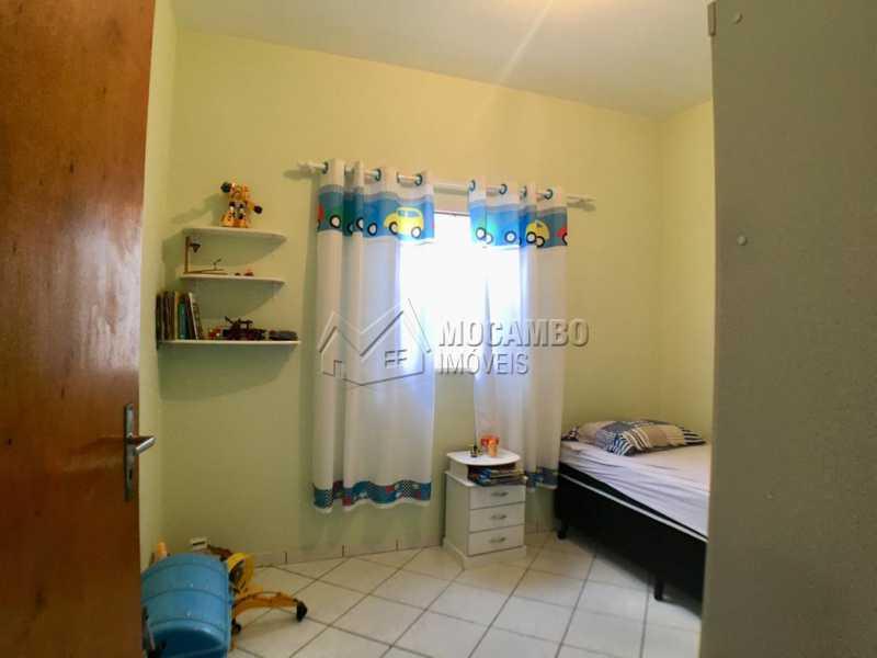 Dormitório - Casa Itatiba,Loteamento Vila Real,SP À Venda,2 Quartos,64m² - FCCA21163 - 8