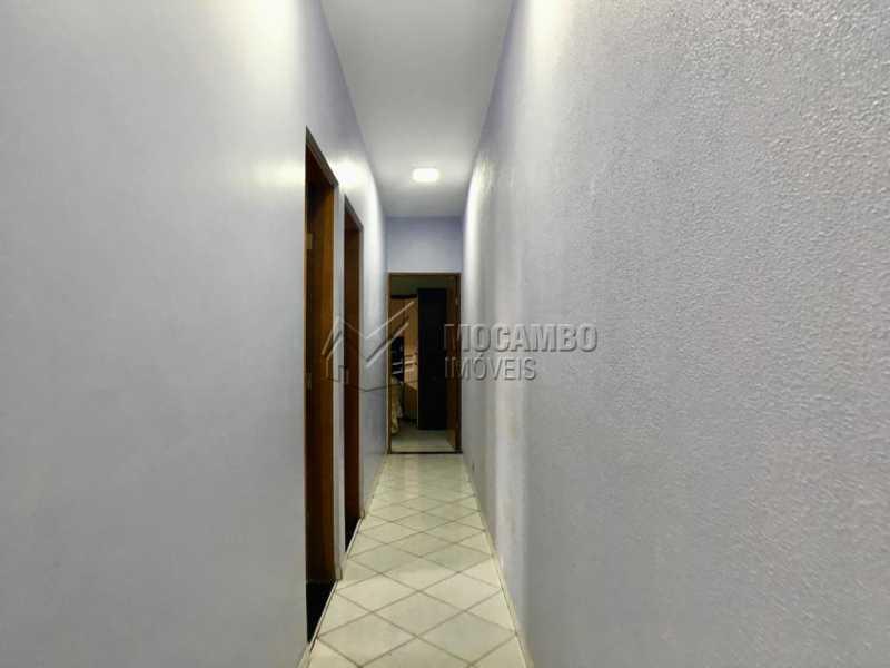 Corredor - Casa Itatiba,Loteamento Vila Real,SP À Venda,2 Quartos,64m² - FCCA21163 - 6