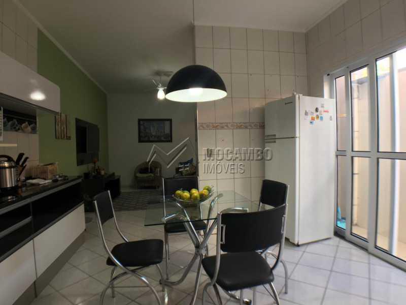 Sala de jantar - Casa Itatiba,Loteamento Vila Real,SP À Venda,2 Quartos,64m² - FCCA21163 - 1