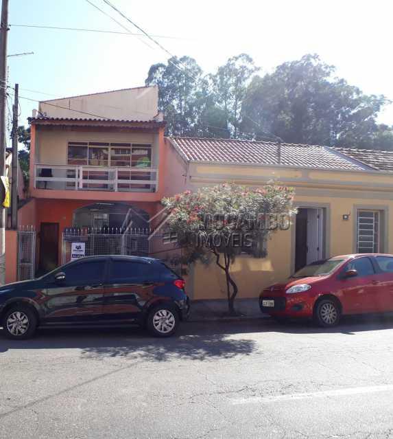 Fachada - Sobreloja 60m² para alugar Itatiba,SP Centro - R$ 800 - FCSJ00013 - 1