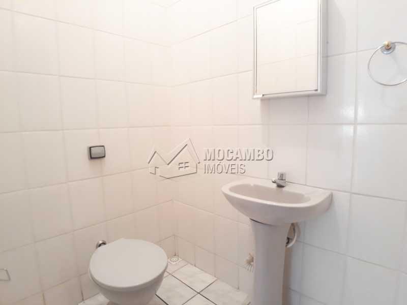 Banheiro 1 - Sobreloja 60m² para alugar Itatiba,SP Centro - R$ 800 - FCSJ00013 - 5