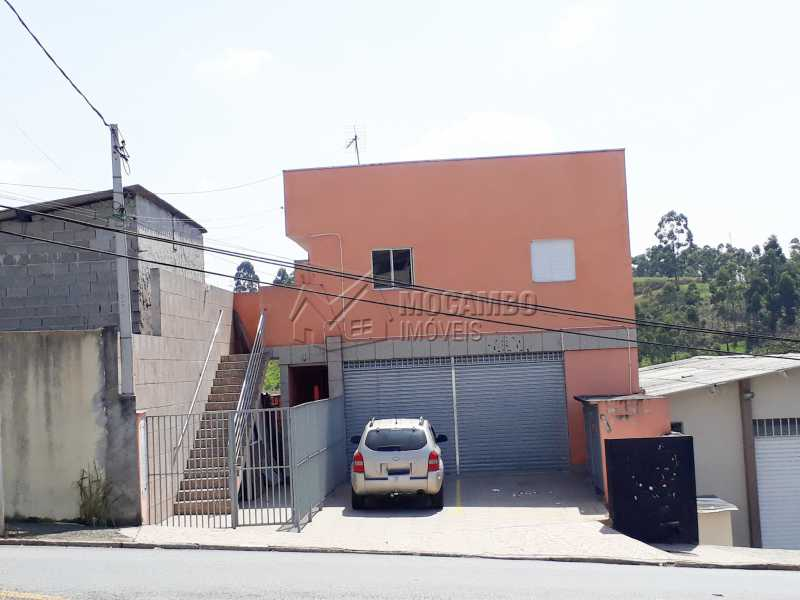 Fachada - Apartamento Para Alugar - Itatiba - SP - Jardim Santa Filomena - FCAP20904 - 1