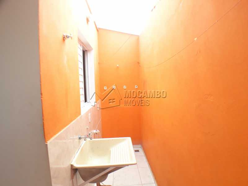 Lavanderia  - Apartamento Para Alugar - Itatiba - SP - Jardim Santa Filomena - FCAP20904 - 9