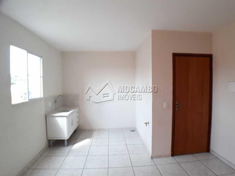 Cozinha - Apartamento Para Alugar - Itatiba - SP - Jardim Santa Filomena - FCAP20904 - 4