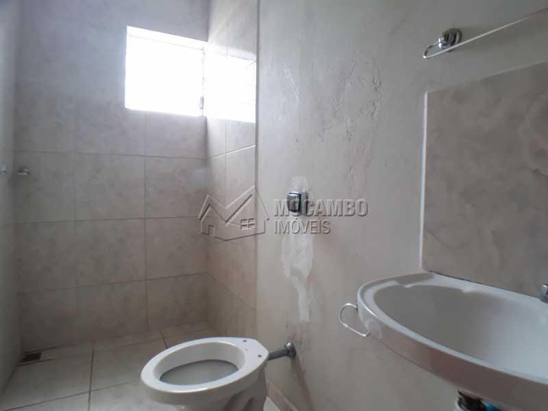 Banheiro - Apartamento Para Alugar - Itatiba - SP - Jardim Santa Filomena - FCAP20904 - 8