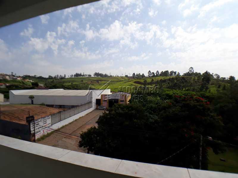 Varanda - Apartamento Para Alugar - Itatiba - SP - Jardim Santa Filomena - FCAP20904 - 6