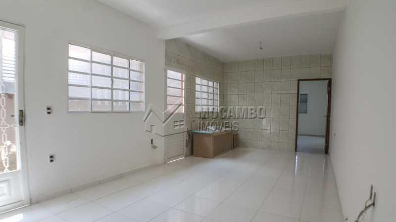 Sala e cozinha - Casa À Venda - Itatiba - SP - Jardim Virgínia - FCCA31193 - 4