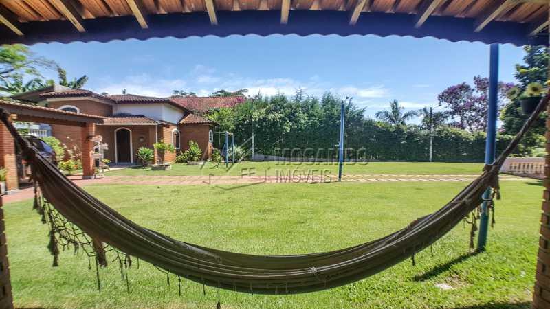 Varanda - Chácara 2000m² à venda Itatiba,SP - R$ 950.000 - FCCH30110 - 4