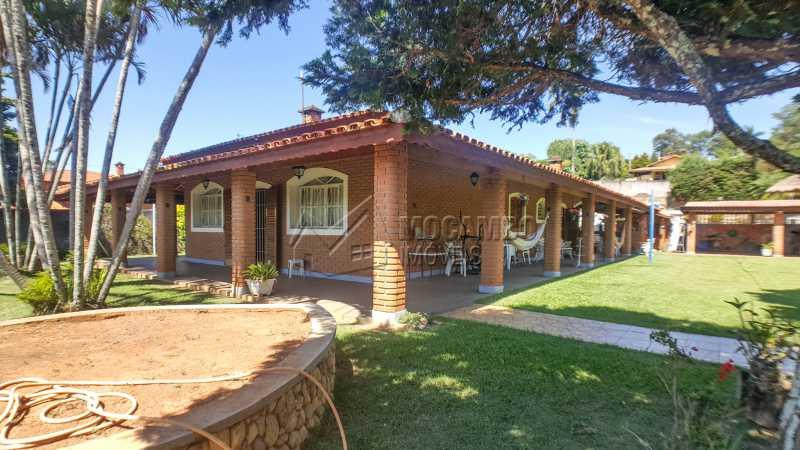 Casa - Chácara 2000m² à venda Itatiba,SP - R$ 950.000 - FCCH30110 - 3