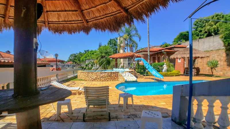 Area gourmet - Chácara 2000m² à venda Itatiba,SP - R$ 950.000 - FCCH30110 - 8