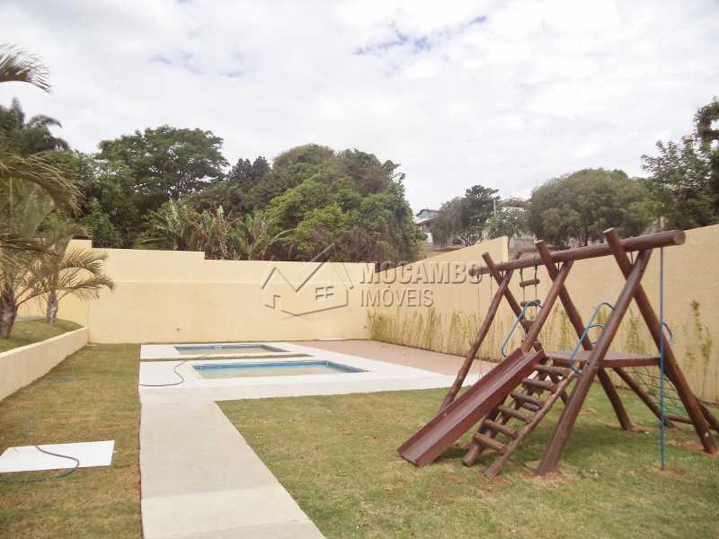 Área de lazer - Apartamento À Venda no Condomínio Residencial Villa Itália - Loteamento Santo Antônio - Itatiba - SP - FCAP20908 - 15