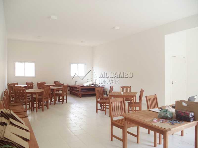 Salão de festa - Apartamento À Venda no Condomínio Residencial Villa Itália - Loteamento Santo Antônio - Itatiba - SP - FCAP20908 - 17
