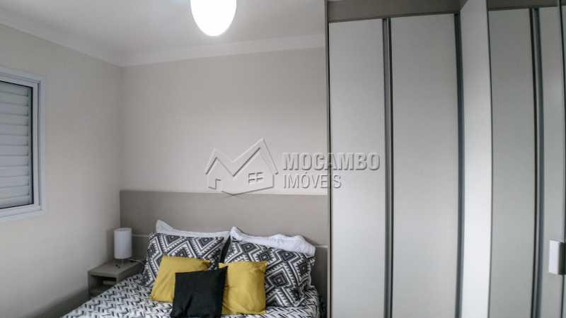 Condomínio Vila Itália - Apartamento À Venda no Condomínio Residencial Villa Itália - Loteamento Santo Antônio - Itatiba - SP - FCAP20908 - 10