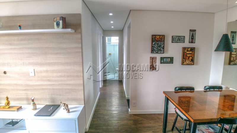 Condomínio Vila Itália - Apartamento À Venda no Condomínio Residencial Villa Itália - Loteamento Santo Antônio - Itatiba - SP - FCAP20908 - 4