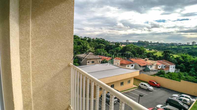 Condomínio Vila Itália - Apartamento À Venda no Condomínio Residencial Villa Itália - Loteamento Santo Antônio - Itatiba - SP - FCAP20908 - 5