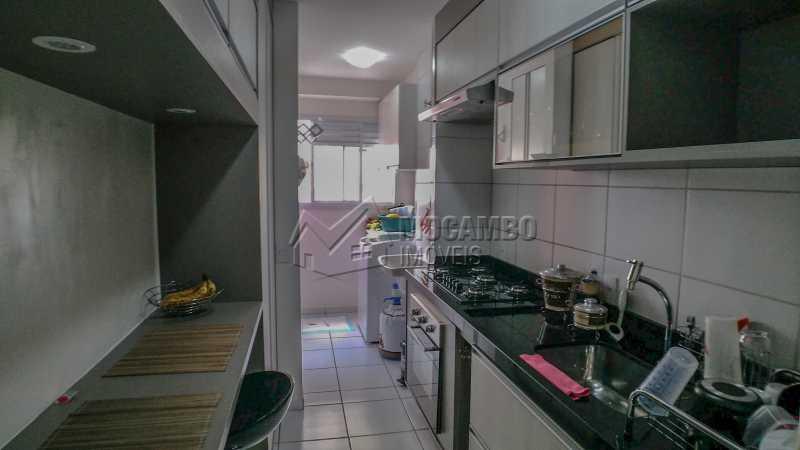 Condomínio Vila Itália - Apartamento À Venda no Condomínio Residencial Villa Itália - Loteamento Santo Antônio - Itatiba - SP - FCAP20908 - 7