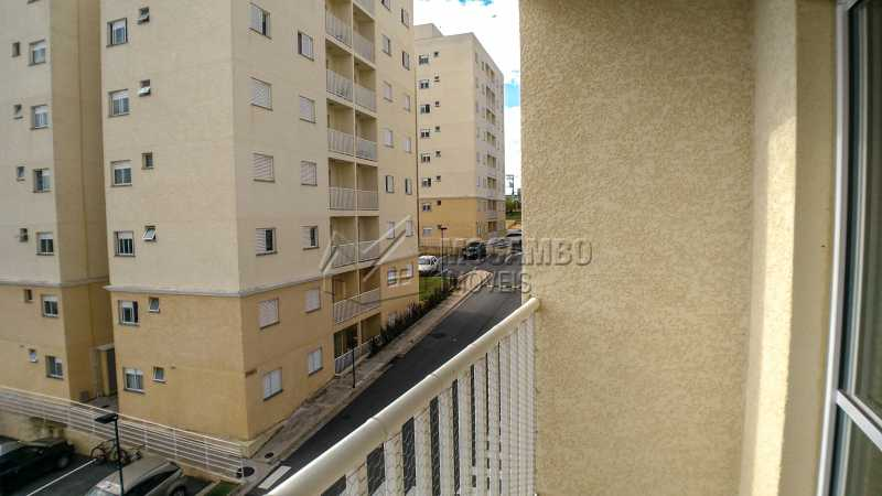 Condomínio Vila Itália - Apartamento À Venda no Condomínio Residencial Villa Itália - Loteamento Santo Antônio - Itatiba - SP - FCAP20908 - 6