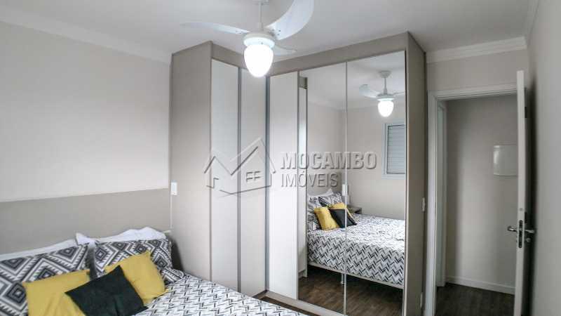 Condomínio Vila Itália - Apartamento À Venda no Condomínio Residencial Villa Itália - Loteamento Santo Antônio - Itatiba - SP - FCAP20908 - 9