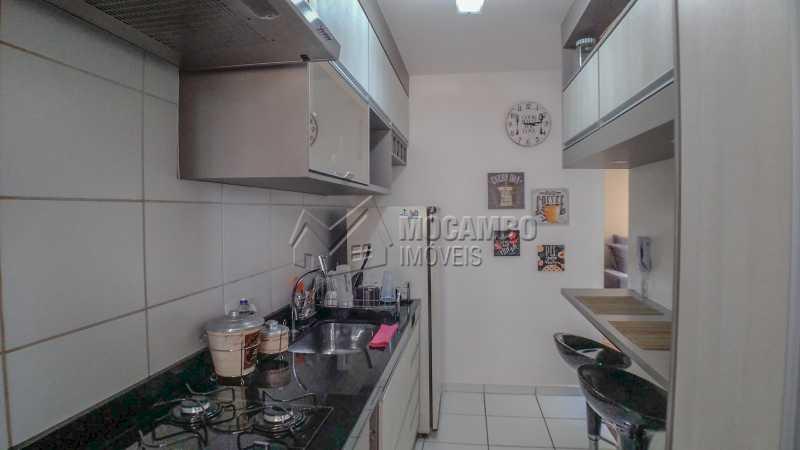 Condomínio Vila Itália - Apartamento À Venda no Condomínio Residencial Villa Itália - Loteamento Santo Antônio - Itatiba - SP - FCAP20908 - 8