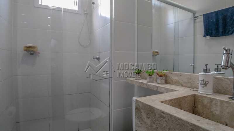 Condomínio Vila Itália - Apartamento À Venda no Condomínio Residencial Villa Itália - Loteamento Santo Antônio - Itatiba - SP - FCAP20908 - 13