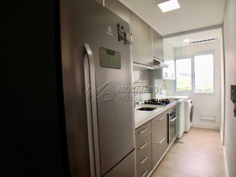 Cozinha - Apartamento 2 quartos à venda Itatiba,SP - R$ 275.000 - FCAP20909 - 8