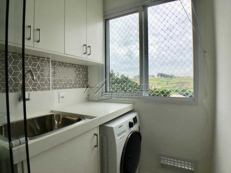 Lavanderia - Apartamento 2 quartos à venda Itatiba,SP - R$ 275.000 - FCAP20909 - 9
