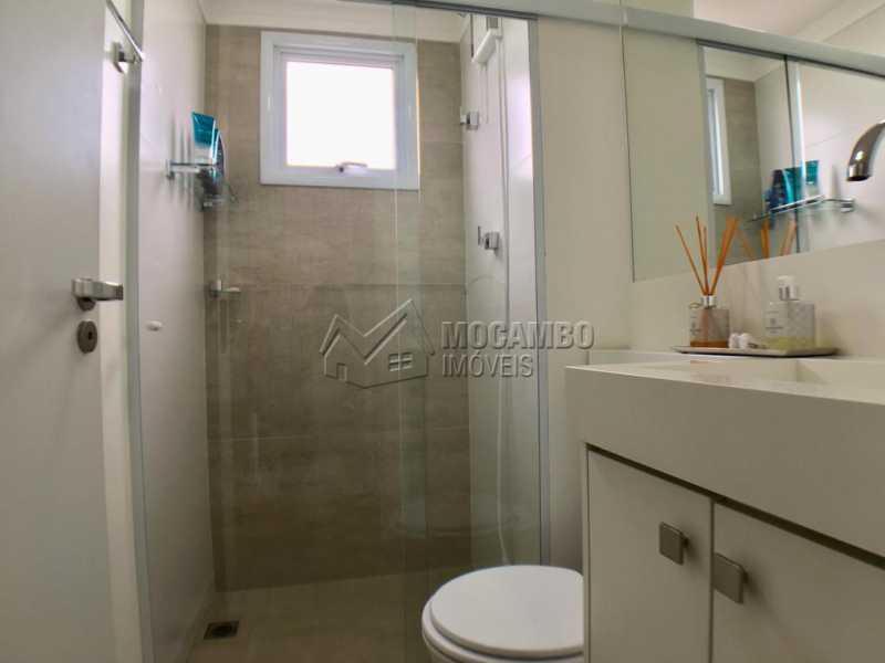 Banheiro social - Apartamento 2 quartos à venda Itatiba,SP - R$ 275.000 - FCAP20909 - 13